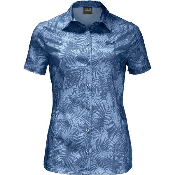 JACK WOLFSKIN Damen Hemd Sonora Jungle Shirt