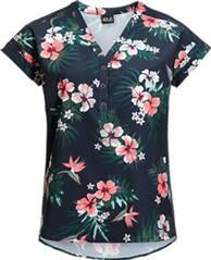 JACK WOLFSKIN Damen T-Shirt VICTORIA TROPICAL SHIRT W