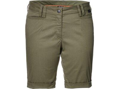 JACK WOLFSKIN Damen Shorts Liberty Shorts Braun