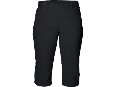 JACK WOLFSKIN Damen Shorts Activate Light 3/4 Pants Schwarz