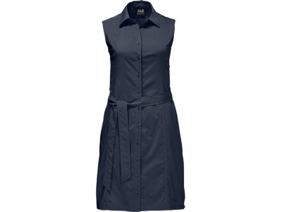 JACK WOLFSKIN Damen Kleid Sonora Dress Blau