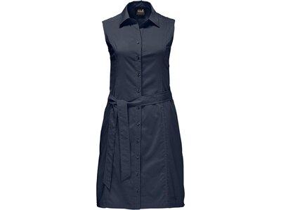JACK WOLFSKIN Damen Kleid Sonora Dress Blau