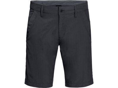 """JACKWOLFSKIN Herren Shorts """"Desert Valley"""" Schwarz"""