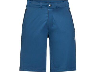 JACK WOLFSKIN Herren Shorts DELTA Blau