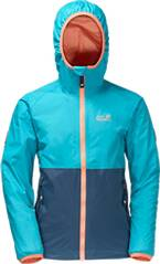 JACK WOLFSKIN Kinder Funktionsjacke Rainy Days Girls