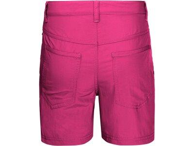 JACK WOLFSKIN Kinder Shorts Sun Shorts K Pink