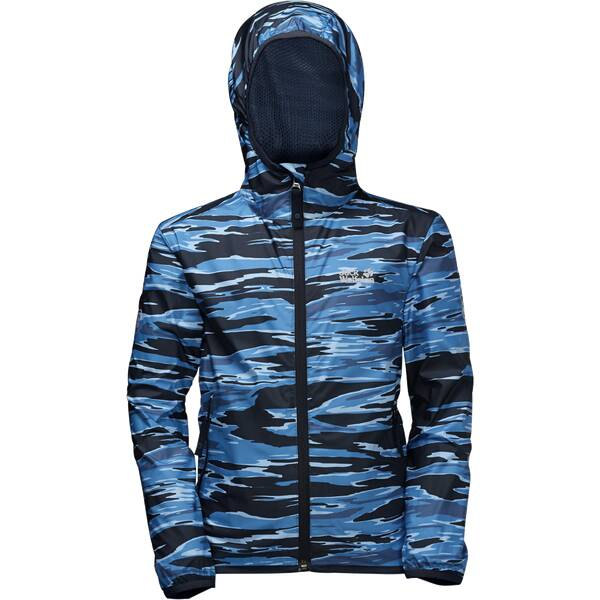 JACK WOLFSKIN Kinder Funktionsjacke Coastal Wave