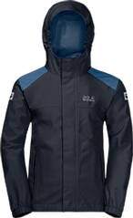 JACK WOLFSKIN Kinder Wetterschutzjacke OAK CREEK JACKET