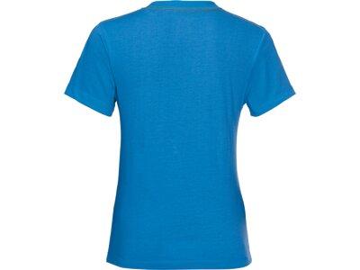 JACK WOLFSKIN Kinder Shirt BRAND Blau