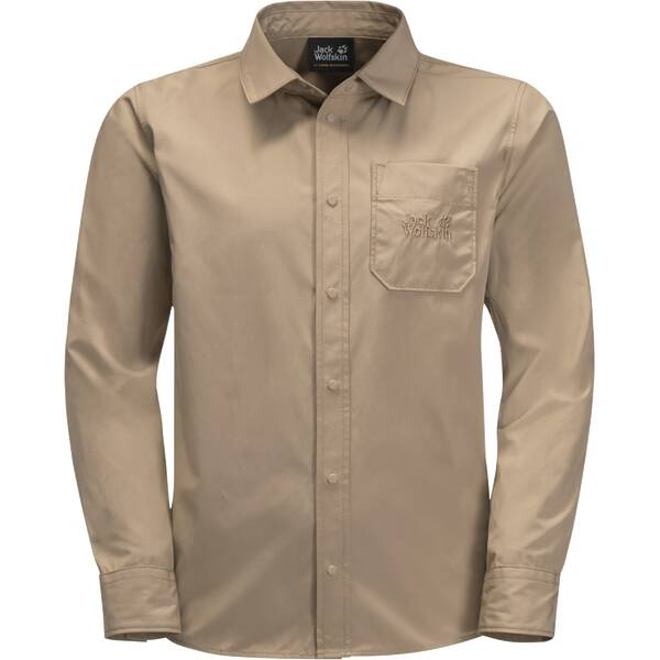 JACK WOLFSKIN Kinder LAKESIDE SHIRT