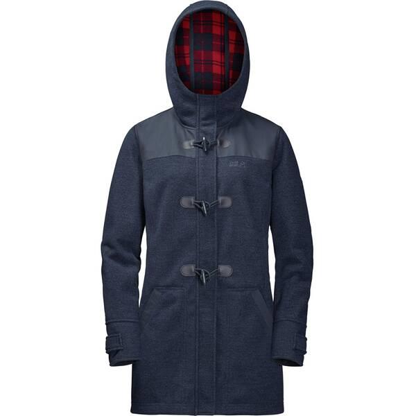JACK WOLFSKIN Damen Mantel Edmonton Coat