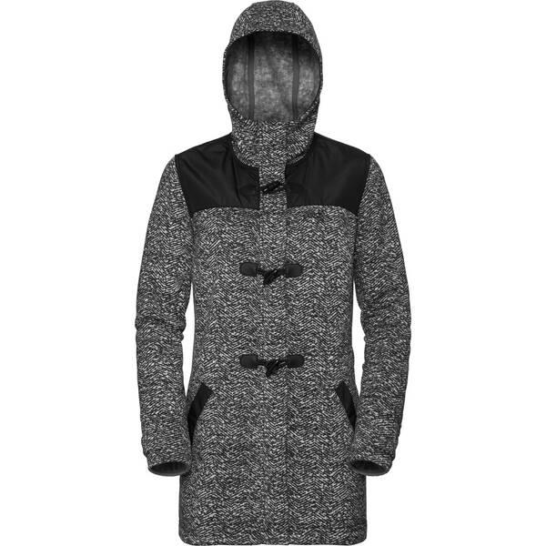 JACK WOLFSKIN Damen Mantel Belleville Coat Grau