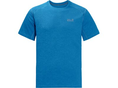 JACK WOLFSKIN Herren T-shirt Hydropore Xt Men Blau