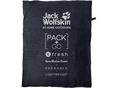 JACK WOLFSKIN Herren Shirt JWP WORLD Blau