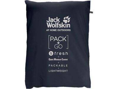 JACK WOLFSKIN Damen JWP TOP Schwarz