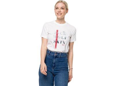 JACK WOLFSKIN Damen Shirt MOUNTAIN T W Pink