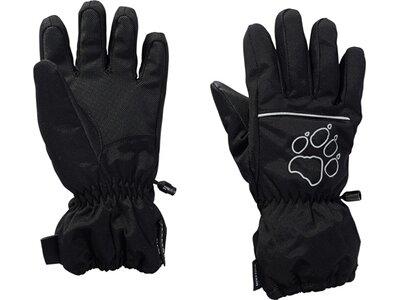 JACK WOLFSKIN Kinder Handschuhe Texapore Glove Schwarz