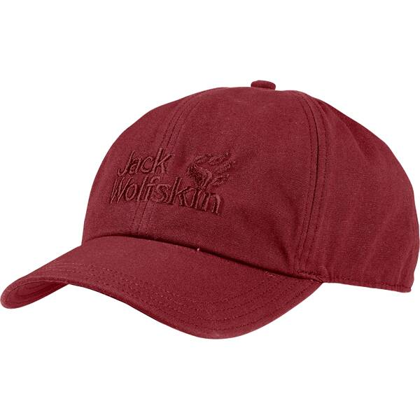 JACK WOLFSKIN Kunstfaserjacke Baseball Cap