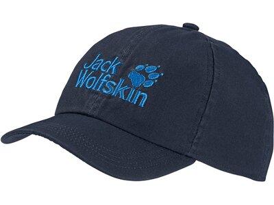 JACK WOLFSKIN Kinder Baseball Cap Blau
