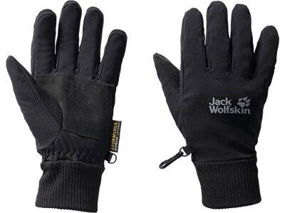 JACK WOLFSKIN Herren Handschuhe Stormlock Supersonic Xt Schwarz
