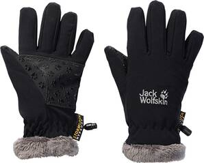 JACK WOLFSKIN Kinder Handschuhe Softshell Highloft Glove