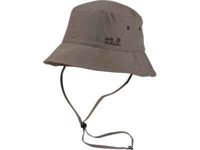 JACK WOLFSKIN Rucksack Supplex Sun Hat Braun