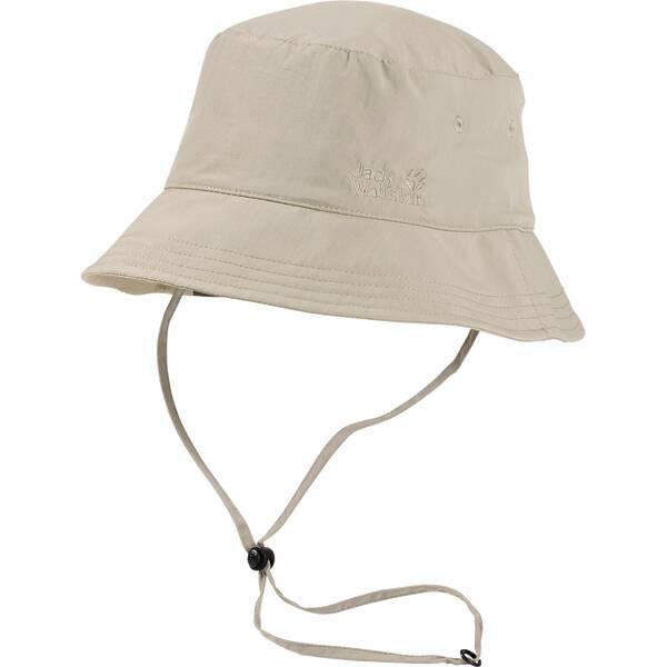 JACK WOLFSKIN Rucksack Supplex Sun Hat | Accessoires > Hüte > Sonnenhüte | Sand | JACK WOLFSKIN