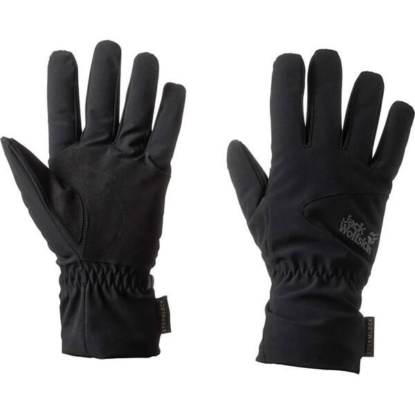 JACK WOLFSKIN Herren Handschuhe Stormlock Highloft Glove