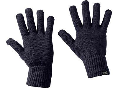 JACK WOLFSKIN Herren Handschuhe Milton Glove Schwarz