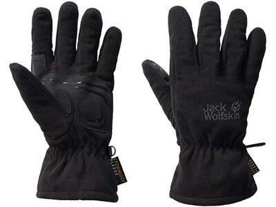JACK WOLFSKIN Herren Handschuhe Stormlock Blizzard Glove Schwarz