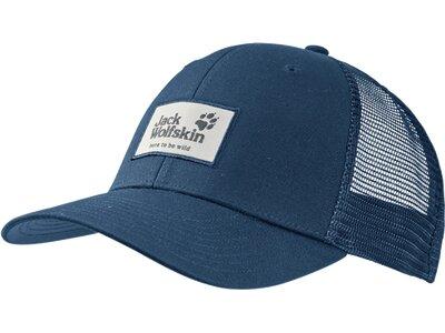 JACK WOLFSKIN Herren Heritage Cap Blau