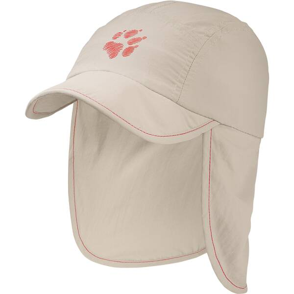JACK WOLFSKIN Kinder Supplex Canyon Cap