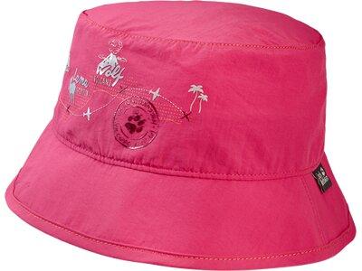 JACK WOLFSKIN Kinder Supplex Journey Hat Pink