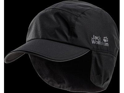JACK WOLFSKIN Herren TEXAPORE WINTER CAP Schwarz
