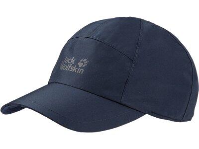 JACK WOLFSKIN Herren TEXAPORE ECOSPHERE BASE CAP Blau