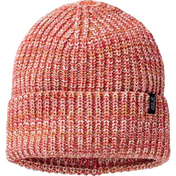 JACK WOLFSKIN Damen Schal SNOW FLURRY CAP