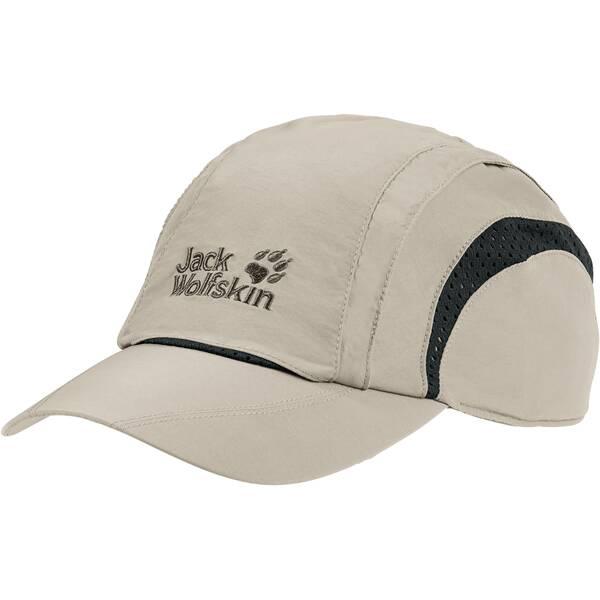 JACK WOLFSKIN Wandermütze Vent Pro Cap   Accessoires > Caps > Sonstige Caps   Grau   Jack Wolfskin