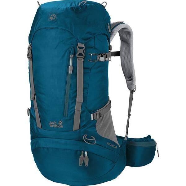 JACK WOLFSKIN Rucksack Acs Hike 38 Pack Blau