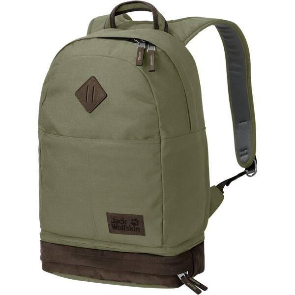 Details about Jack Wolfskin Rucksack Damen Backpack Tasche beige #9bddcce