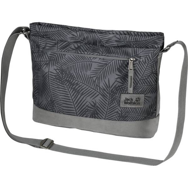 JACK WOLFSKIN Handtasche Cocopa Bag Grau