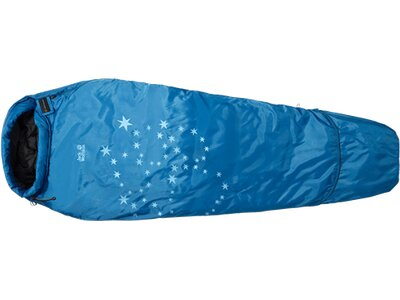 JACK WOLFSKIN Schlafsack Grow Up Star Blau