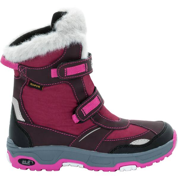 JACK WOLFSKIN Kinder Winterstiefel Girls Snow Flake Texapore
