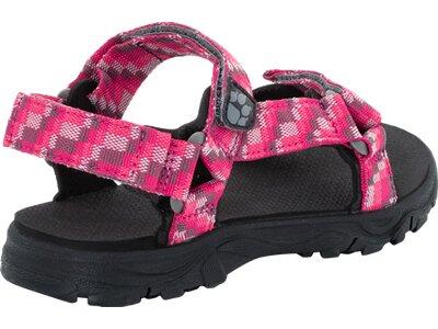 JACK WOLFSKIN Kinder Sandale Seven Seas 2 Sandal G Pink