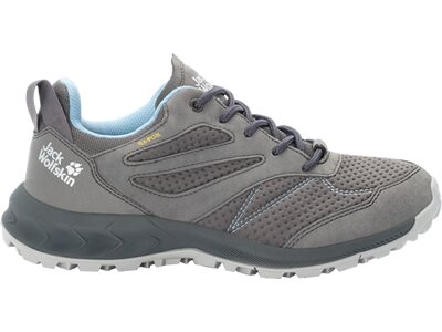 JACK WOLFSKIN Damen Multifunktionsschuhe WOODLAND TEXAPORE LOW Grau