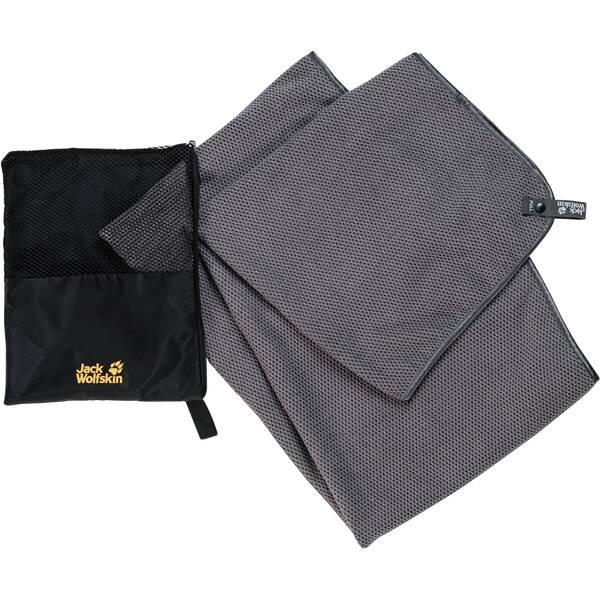 JACK WOLFSKIN Reisehandtuch WAFFLE TOWEL XL