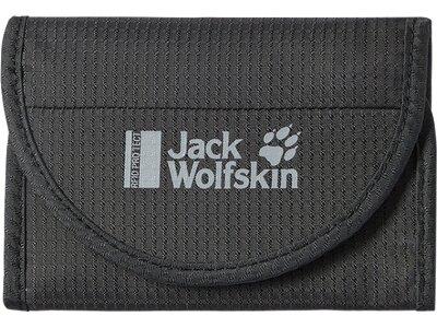 JACK WOLFSKIN CASHBAG WALLET RFID Schwarz
