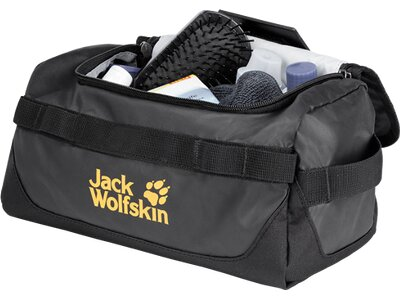 JACK WOLFSKIN EXPEDITION WASH BAG Grau
