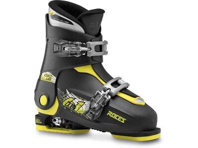ROCES Kinder Skischuhe IDEA Up Schwarz