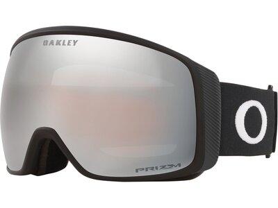 OAKLEY Herren Brille FLIGHT TRACKER XL Silber