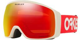 FACTORY PILOT VIPER RED GREY w PRIZM SNOW TORCH